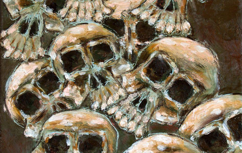 Raining Skulls