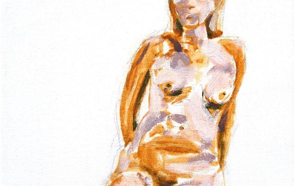 Small Female Nude