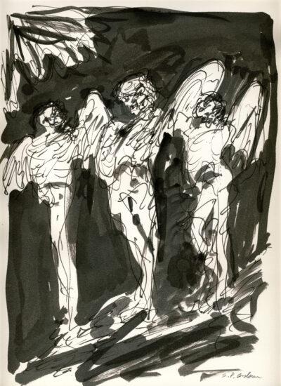 Three Dark Souls