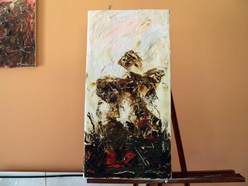 5 New Paintings on Display at Modern Visual Arts Gallery in Bethlehem